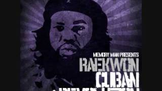 Raekwon Cuban Revolution Track 8-Iron Chef ft Ghostface Killah,Polite And Inspecta Deck