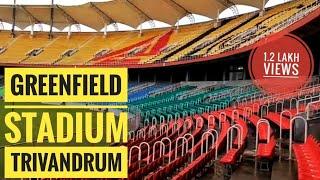 Greenfield Stadium | Trivandrum International Stadium | Karyavattom for Cricket and football