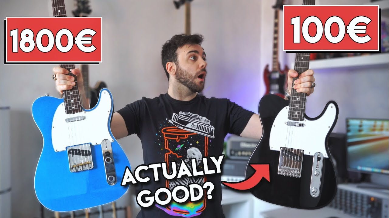 The 100€ GUITAR You Would ACTUALLY Buy! 🔥