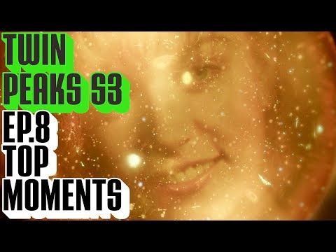 [Twin Peaks] Season 3 Episode 8 Top Moments | Reaction & WTF Scenes Part 8 Gotta Light