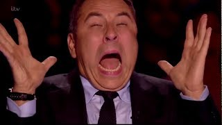 "Top 3 Best ""DAVID WALLIAMS's SHOCKERS"" and Golden Buzzers!"