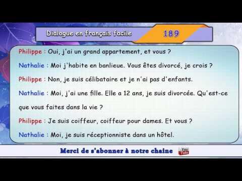 parler le français facilement avec 220 dialogues