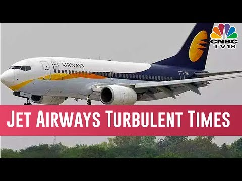 Crisis At Jet Airways Deepens, Only 35 Out Of Its Total Fleet Of 119 Aircraft Are Operational
