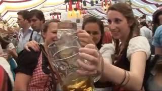 Fête de la Bière en Allemagne - Cannstatter Volksfest in Stuttgart