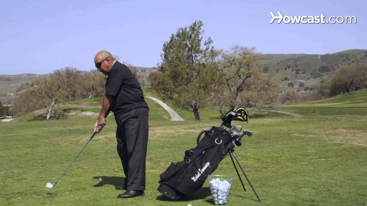 How To Better Aim Your Golf Swing Howcast The Best How
