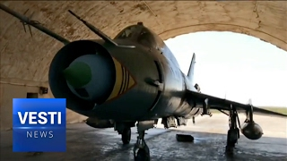 Exclusive. Syrian Airport Wasn't Destroyed