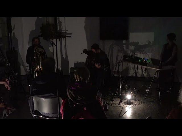 S_H_Y  Udo Schindler - Nicola L. Hein - Viola Yip @ Galerie arToxin 25-09-2020 1st Set