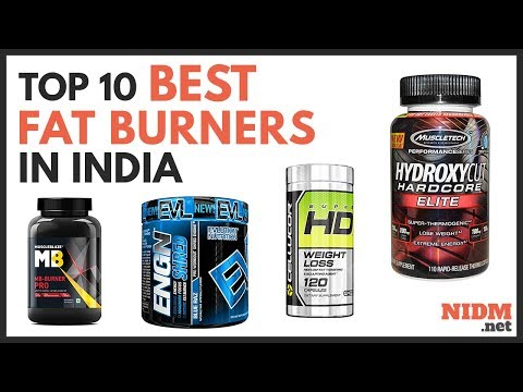 ✔️ Top 10 Best Fat Burners in India 2019 Reviews with Prices