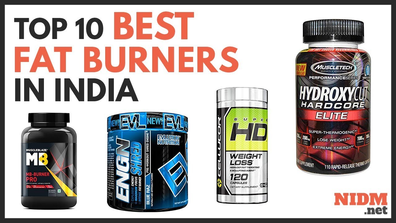 Top 10 Best Fat Burners In India 2019 Reviews With Prices
