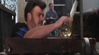 Trailer Park Boys - Bubbles and Ricky Model Train