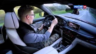 Тест-драйв BMW X6 2015 (F16) // АвтоВести 200