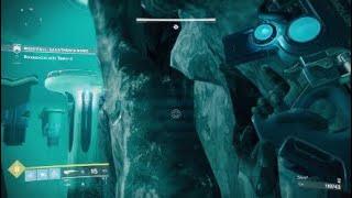 Destiny 2: Savathûn's Song Nightfall glitch spot at boss fight