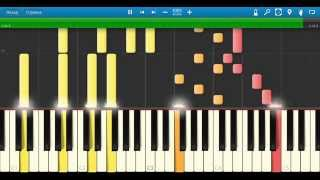 Everlasting Summer I Don T Blame You Synthesia Midi