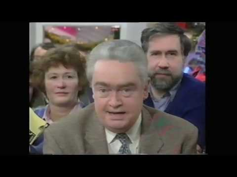 BBC Antiques Roadshow - Going Live Bristol 1991