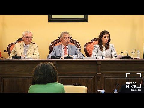 VÍDEO: Debate plenario sobre las conclusiones de la Comisión de Investigación sobre los contratos de la Feria del Valle 2017
