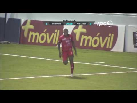 Gol de Isidoro Hinestroza - vs Plaza Amador [21-10-2016]