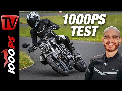 Honda CB 300 R Test - Agiles A2 Bike