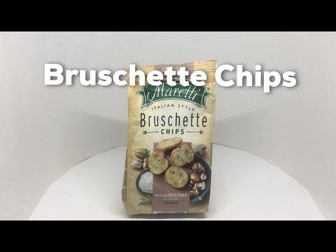 Maretti Bruschette Mushroom and Cream