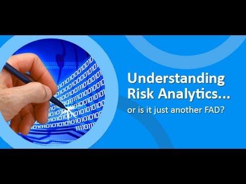 Understanding Risk Analytics