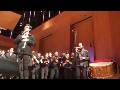 Hallelujah - Avi Kaplan & High School Honor Choir