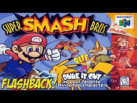 N64: Super Smash Bros. Flashback - YoVideogames