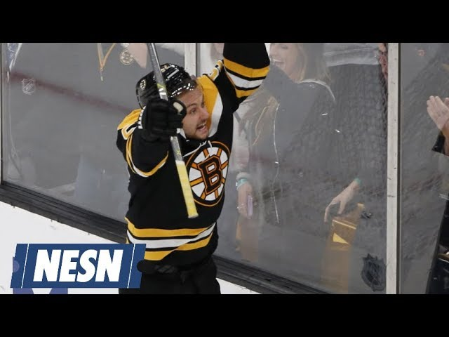 Relive Sean Kuraly Game 7 Goal vs. Maple Leafs With Jack Edwards' Call