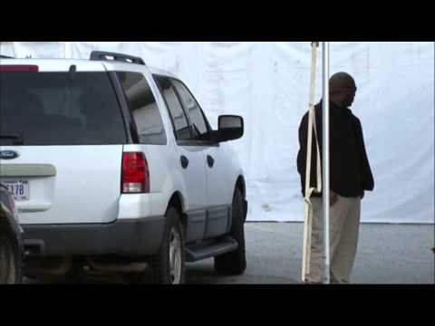Raw: Manning Arrives for Sentencing