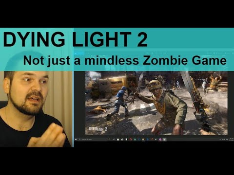 Dying Light 2 -  Not A Mindless Zombie Game (2020 Thoughts) thumbnail