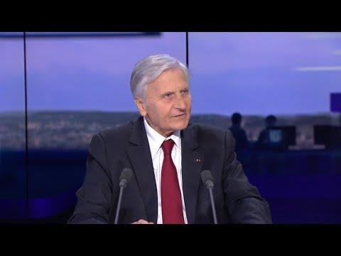"""Jean-Claude Trichet : depuis la faillite de Lehman Brothers, """"on a fait des progrès sérieux"""""""