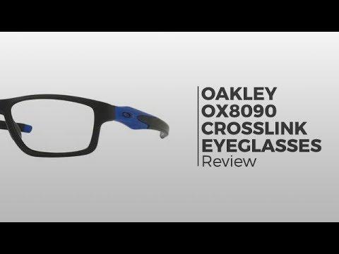 426a25d14c4 Oakley OX8090 CROSSLINK MNP Eyeglasses