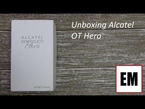 Alcatel one touch Hero unboxing ita da EsperienzaMobile
