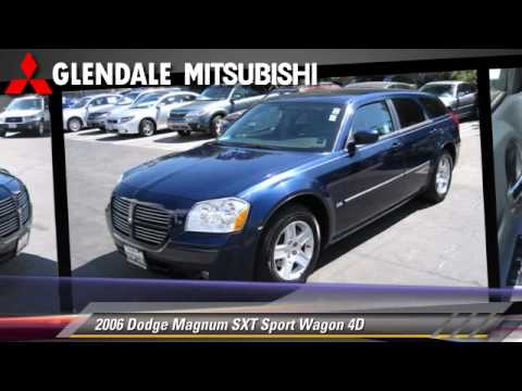 2006 Dodge Magnum SXT Sport Wagon – Glendale