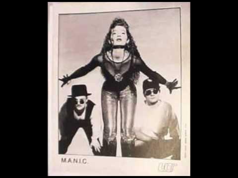 "M.A.N.I.C. Feel The Rush 12"" Club Mix Feat. Melanie McHaffie"