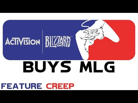 The Ethics Of E-Sports Acquisition | Activision Blizzard Buys MLG | Feature Creep
