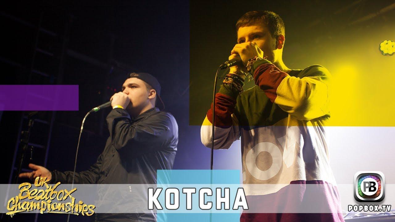 Kotcha   Team Elimination   2017 UK Beatbox Championships