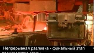 Безопасное и устойчивое производство экологичной стали(Доступное на 12 языках, это видео показывает все, что вам нужно знать о процессе производства стали в ArcelorMittal:..., 2013-11-27T15:04:23.000Z)