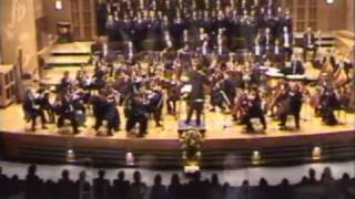 "J. Brahms - ""Schicksalslied"" (Song of Fate) Op. 54 for mixed choir and orchestra"