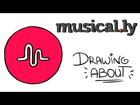 MUSICALLY   Drawing About