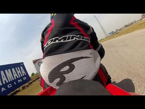 Ninja 250 SL @ Thailand circuit ซ้อม 21/03/17