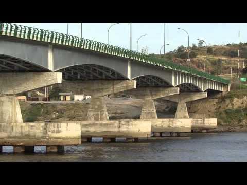 DOCUMENTAL El Coca   Majestuoso Puente Sobre El Rio Napo