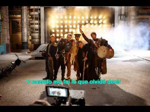 Take That - Eight letters Sub. Español