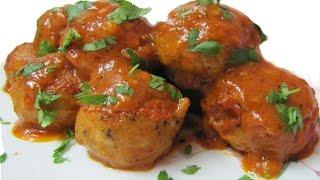 Рыбные тефтели в томатном соусе Рецепт рыбных тефтелей в соусе в духовке