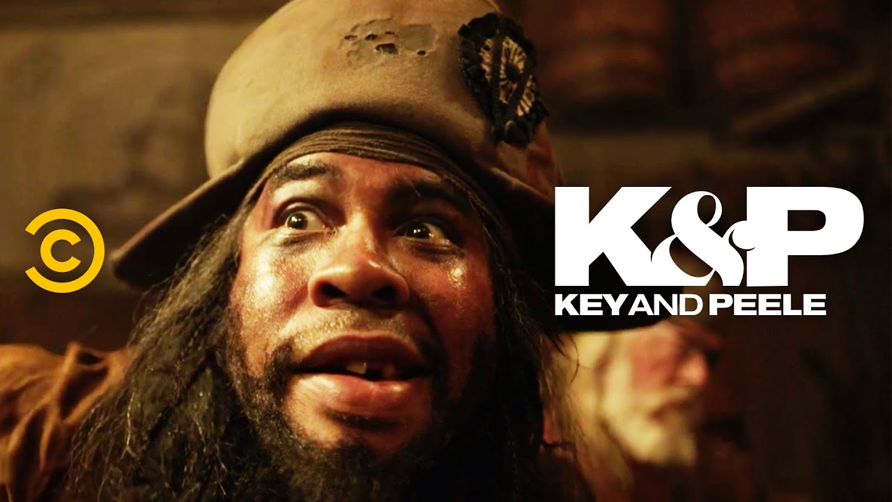 Pirate Chantey - Key & Peele