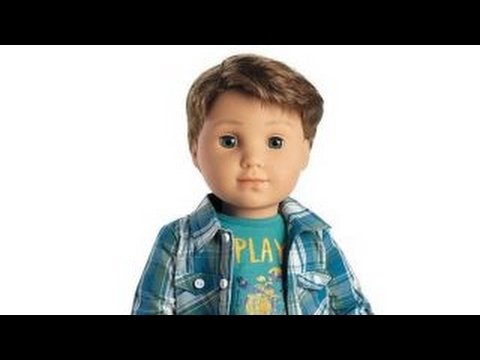 It's a boy! 'American Girl' introduces first ever boy doll