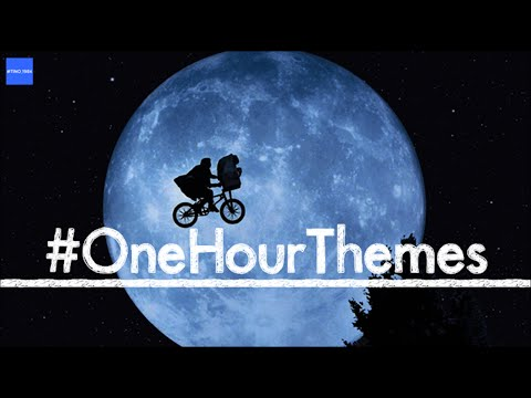 One hour of the 'E.T.' theme