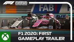 F1® 2020   First Gameplay Trailer