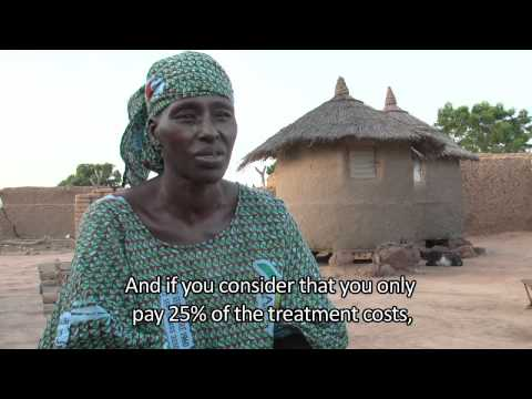 The people of Mali: Assitan Coulibaly, member of a community health insurance scheme