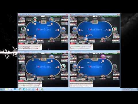 Small Stakes Poker Coaching - Pokerstars $100nl Live Play Part 1