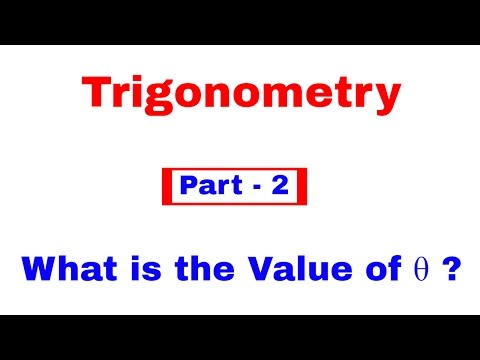Trigonometry for SSC CGL | CHSL | CPO  [In Hindi] Part - 2