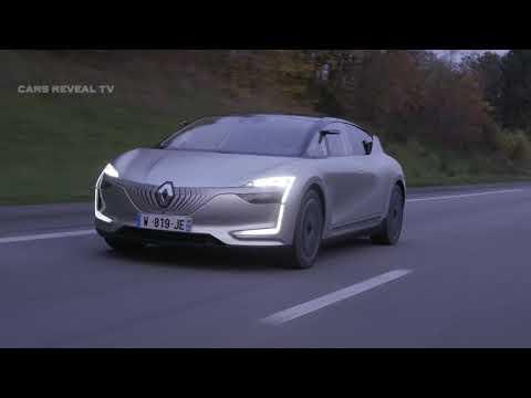 RENAULT SYMBIOZ AUTONOMOUS, ELECTRIC DRIVING